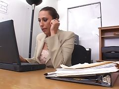 Boss videos. You always have to follow your boss even if he orders you to fuck with him