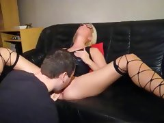 blonds gets super lick and the rest