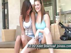 Miyu Cute Half Korean Hottie Visits A Busy Mall tube porn video