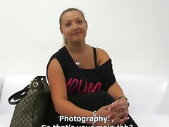 Audition, Audition, Blowjob, Boobs, Casting, Cum