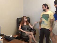 slave in my office
