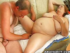 Granny sex amateur wife fucks