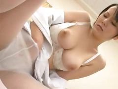 Japanese Lesbian Nurses Give Each Other a Helping Hand