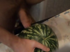 Water Melon Cum