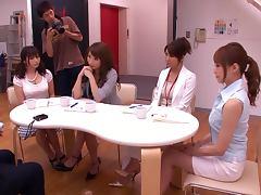 Akiho Yoshizawa Mika Kayama and Yuma Asami kinky action