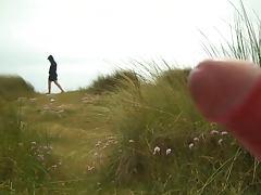 Beach, Beach, Flashing