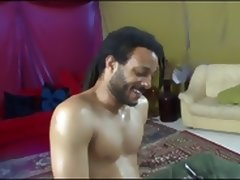 Massive Ass Ebony Getting Fucked