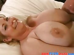 Amateur wife with big tits have sex tape tube porn video
