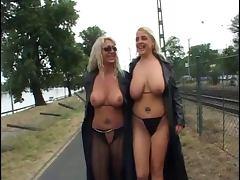Budapest tube porn video