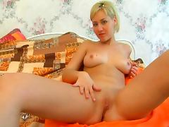 Blonde, Blonde, Cum