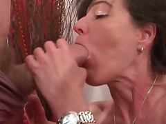 Mature amateur from france gets beefcakes tube porn video