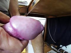 REAL slow motion orgasm