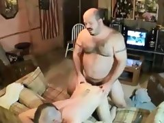 3 HOT DADDY DUOS tube porn video