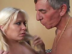 Babe, Babe, Blonde, Hardcore, Naughty, Old