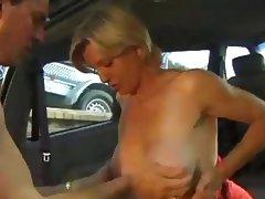 Aged, Aged, Big Tits, Boobs, European, French