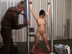 18yo Alexandra student BDSM real casting tube porn video