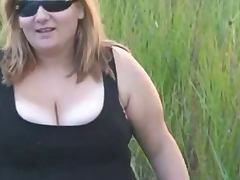 BBW POV porn tube video