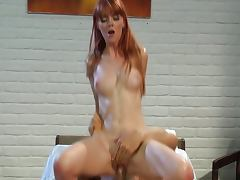 Marie McCray Raunchy Redheads 2 tube porn video
