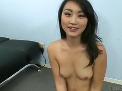 Evelyn Lin Gets Jizz On Her Face