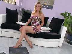 Busty milf Tanya Tate stuffs her nice pussy with toys tube porn video