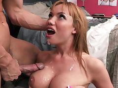 Johnny Sins is fucking slutty beauty Maya Hills porn tube video