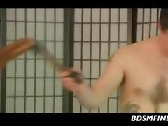 Shackled And Ass Fucked