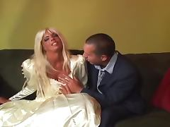 Bride, Adultery, Big Tits, Blonde, Blowjob, Bride