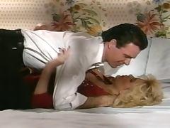 vintage blonde porn