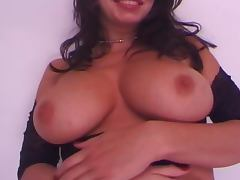 Big Tits, Big Tits, Couple, Handjob, Horny
