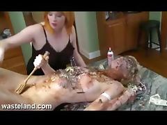 The BDSM Birthday Gift porn tube video
