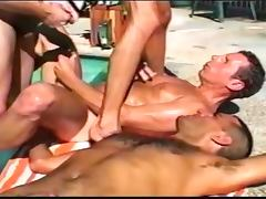 LA Sex Party porn tube video
