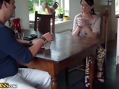 Broad Fucked On The Table
