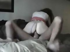 Homemade video of a couple practising 69 and banging in various positions