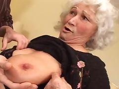 I Wanna Cum Inside Your Grandma and make her suck it
