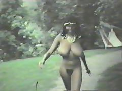Boobs, Boobs, Skinny, Vintage, Tits, Vintage Ebony