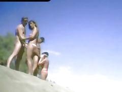 swinger nudity beach