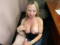 Blonde MILF Seduces Her Friends Son tube porn video