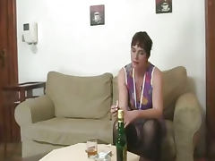 Old mom spreads her legs for hard cock tube porn video