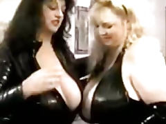 MILF, BBW, Leather, MILF, Obese
