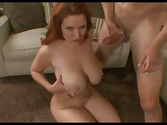 Big tits and cum