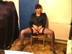 Satin Dildo Fun tube porn video