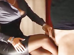 Governess Quinn Controls Her Slave bdsm bondage slave femdom domination porn tube video