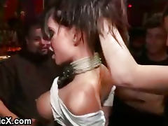 Anal, Anal, Banging, Bar, Big Tits, Boobs