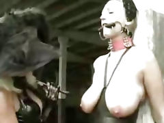 Fetish, Bondage, Domination, Femdom, Fetish, German