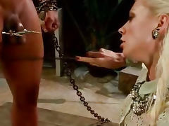Dominated and Fucked by a Mistress