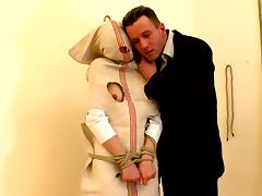 Blindfolded, Ass, Babe, BDSM, Blindfolded, Domination