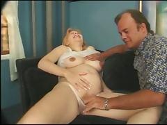 Pregnant, BBW, Pregnant, Pussy, Tits