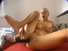 Amateur bitch masturbate and fucked german csm tube porn video