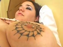 Fat Anal, Anal, BBW, Boobs, Brunette, Chubby