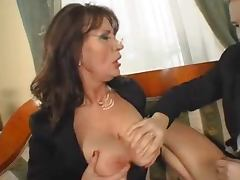 busty boss 1 of 7 porn tube video